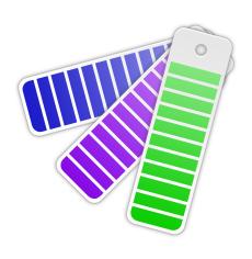 Website Color Schemes - Cool Colors