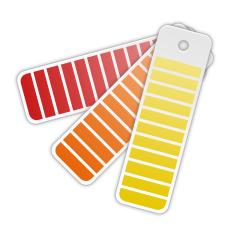 Website Color Schemes - Warm Colors
